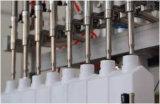 De volledig-automatische Hete het Vullen van het Sap Machine van de Etikettering van de Machine