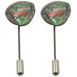 Fabrik-Preis-MetallBadges preiswerter UAE langer Pin (XD-B008)