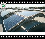 Vidrio solar claro estupendo del hierro inferior para la célula solar