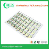 2 placa de circuito cerâmica do PWB da camada 0.59mm Ni/Au