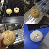 Efficace macchina per incidere della noce di cocco del laser con 2 fori del lavoro (JM-960H-CC2)