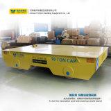 Herramienta automatizada funcionada fácil del transporte de carril de la batería de la industria pesada