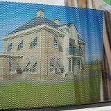 Персонализированная пленка окна зрения полного цвета Perforated двухсторонняя