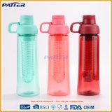 Bottiglia di acqua di plastica bevente durevole di Joyshaker