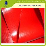 공장 가격 PVC 다채로운 입히는 직물 방수포