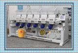 9針の刺繍の機械によってコンピュータ化される幸せな6ヘッド刺繍機械400*450mm