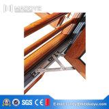 Ventana de aluminio del marco del marco de la venta caliente popular del estilo popular