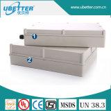 paquete de la batería de litio de 12V 20ah para la potencia del almacenaje