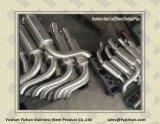 3 de Gelaste Pijp van het Systeem van de Uitlaat van de duim Roestvrij staal