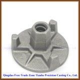 Matériel de construction, attache, support, pince, acier, cire perdue, précision, encapsulation