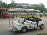 8 Seater 휘발유를 가진 Rariro 세륨에 의하여 증명되는 전기 관광 차