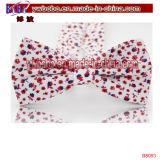 Service en soie de cravate de cravate de relation étroite de polyester de Yiwu Chine (B8088)