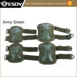 Cp protettivo Camo dei rilievi di sport esterno del gomito militare tattico del ginocchio