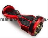 Vespa de equilibrio del uno mismo eléctrico de Hoverboard de la rueda de la pulgada dos de la manera 6.5