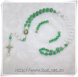 Multicolor пластичный Rosary шарика, ожерелье Rosary шариков цепное (IO-crs0000)