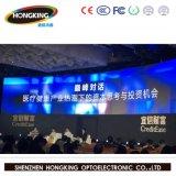 Afficheur LED polychrome d'intérieur élevé de Definiton P4