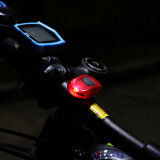 Precio competitivo Batería 1131 ABS + Silicon LED Bike Light