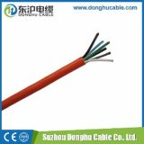 Оптовый провод красного цвета электрической проводки