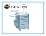 (B-58) Weiße und blaue Luxux-ABS Notlaufkatze