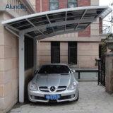 紫外線保護アルミニウムフレームのポリカーボネート車の駐車Carports