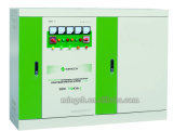 Customed SBW-350k trois régulateur de tension compensé/stabilisateur à C.A. de pouvoir de phases par séries