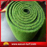 Tappeto erboso artificiale di Allmay di alta qualità del PE e modific il terrenoare l'erba dello Synthetic del prato inglese