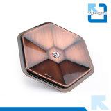 BronzeEdelstahl-mini beweglicher kampierender Gas-Ofen-Spiritus-Lager-Ofen