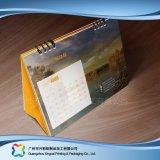 Calendario de escritorio creativo para el regalo de la decoración de la fuente de oficina (xc-stc-007)