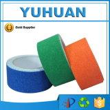 Coloreado al aire libre impermeabilizar no la cinta del resbalón