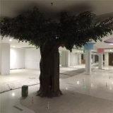 최신 판매 조밀한 시뮬레이트한 반얀 나무