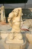 Fuente de mármol