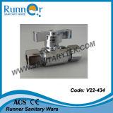Pex 티 스톱 밸브 (V22-432)