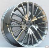 17 de Wielen van het Aluminium van de Auto van de duim met PCD 5X112/5X120