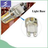 Lumière d'ampoule d'intérieur de la qualité G9 DEL pour la décoration à la maison