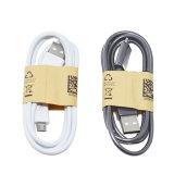 Телефонные аксессуары Цветной ПВХ Micro USB зарядный кабель