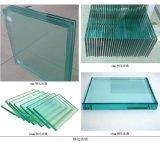 緩和されたガラスのステアケースのステップは、緩和されたガラス床をAiti入れる