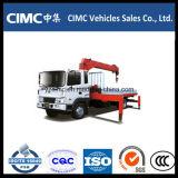Capienza di sollevamento della gru montata camion 10-15ton della Hyundai