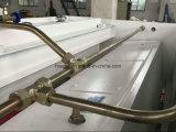 金属板の油圧せん断機械