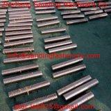 En acier inoxydable deux Thread Fin Rod