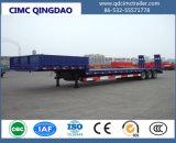 Cimc общего назначения 3 Axle низкий кровати трактора трейлера Lowbed трейлер Semi