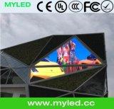 Visualizzazione Spheric completa di colore LED di P4.8 HD, schermo della sfera del LED, uso dell'interno per l'evento ed esposizione di evento la video