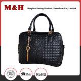 Art und Weise neu Muster PU-Leder-heißer Verkaufs-moderner Beutel der Frauen-echtes Leder-Handtasche