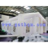 Шатер венчания брезента PVC раздувной для случая/шатра купола форменный раздувного ся