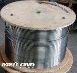 S32750デュプレックスステンレス鋼のDownholeのコイル状の管