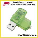 Lecteur flash USB en plastique général d'émerillon (D203)