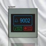 플라스틱 개략 프레임 (SK dB2300S2 R)에 있는 호텔 현관의 벨 시스템 옥외 위원회