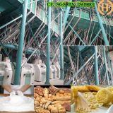 Trigo que mmói o equipamento do moinho de farinha do trigo 100tpd