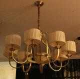 Hochwertige Leben-/Konferenzsaal-Cer-anerkannte kupferne hängende Lampe