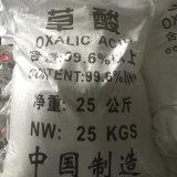Ácido oxálico 99.6%Min para /Textile/Dyeing de cuero