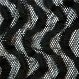 Шнурок простирания волнистые/ткань шнурка способа